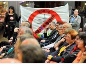 Pro Region Aulatal bei der Veranstaltung der Hersfelder Zeitung